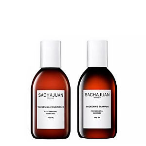 Sachajuan Thickening Shampoo and Conditioner (2 x 250ml)