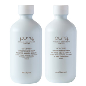 Pure Goddess Shampoo and Conditioner (2 x 300ml)