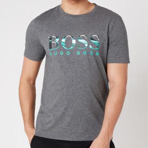 BOSS Athleisure Men's Tee 3 T-Shirt - Grey