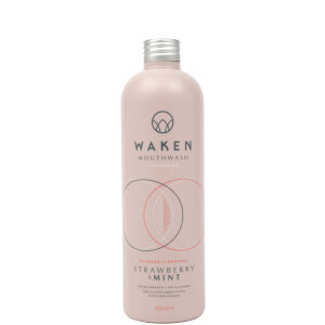 Waken Mouthwash Strawberry & Mint 500ml