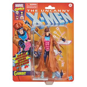 Hasbro Marvel Legends 6-inch Vintage Collection Gambit Figure