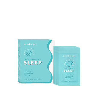 Patchology Little Helper Supplement Strips - Sleep (6 Pack)