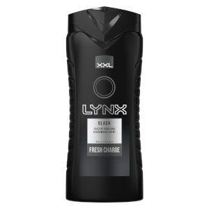 Lynx Black Shower Gel 500ml