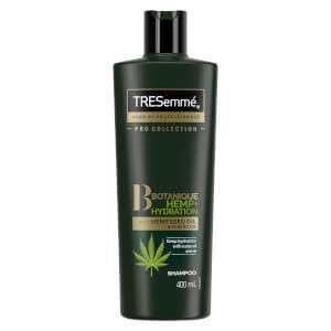 TRESemmé Pro Collection Botanique Hemp Hydration Shampoo 400ml