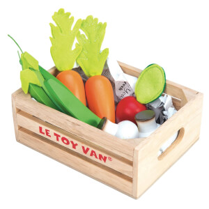 Le Toy Van Honeybake 'Five a Day' Vegetables Set