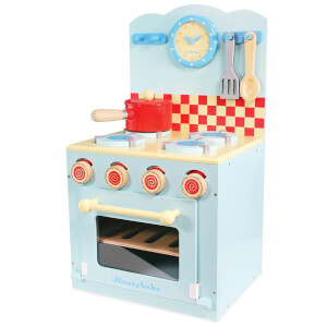 Le Toy Van Honeybake Blue Oven and Hob Set