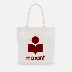 Isabel Marant Women's Yenky Tote Bag - Ecru
