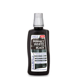 Beverly Hills Formula Perfect White Black Mouthwash 500ml