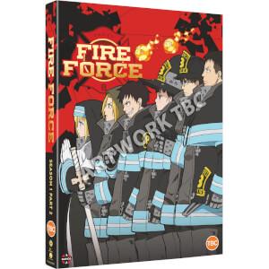Fire Force: Season 1 Part 2 (Episodes 13-24)