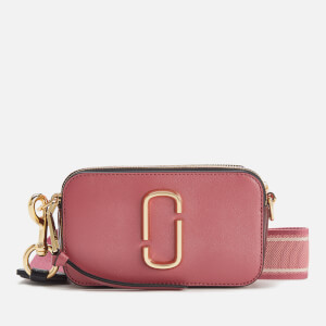 Marc Jacobs Women's Snapshot - Dusty Ruby Multi