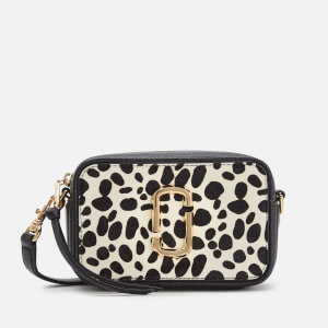 Marc Jacobs Women's The Softshot 17 - Ivory Multi
