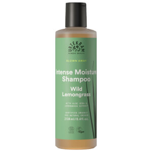 URTEKRAM Wild Lemongrass Intense Moisture Shampoo
