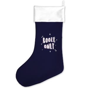 Booze Only Christmas Stocking
