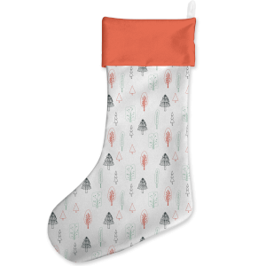 Festive Christmas Stocking