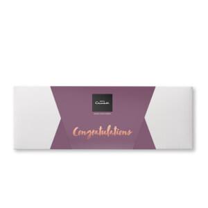 Hotel Chocolat Congratulations Sleekster Sleeve