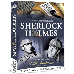 Sherlock Holmes The Basil Rathbone Collection