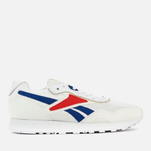 Reebok X Victoria Beckham Women's Rapide VB Trainers - White/Red/Blue