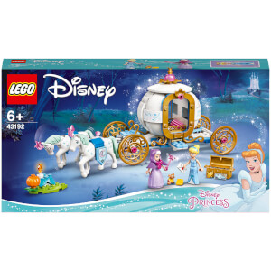 LEGO Disney Princess: Cinderella's Royal Carriage (43192)