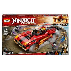 LEGO Ninjago: X-1 Ninja Charger (71737)