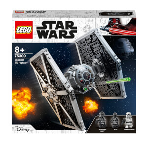LEGO Star Wars: Imperial TIE Fighter Toy (75300)