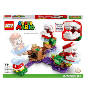 LEGO Super Mario Piranha Plant Challenge Expansion Set (71382)