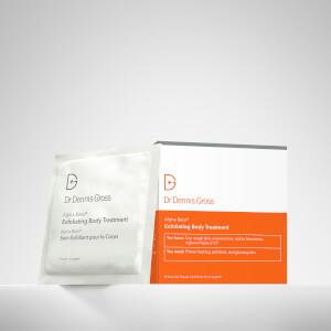 Dr Dennis Gross Skincare Alpha Beta Exfoliating Body Treatment