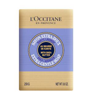 L'Occitane Soap Shea Lavender 250g