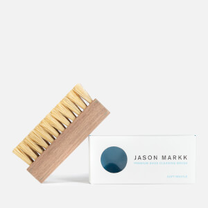Jason Markk Premium Shoe Cleaning Brush - Brown