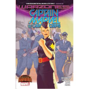 Marvel Captain Marvel & The Carol Corps Graphic Novel Paperback