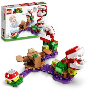 LEGO Super Mario Piranha Plant Puzzling Challenge Expansion Set (71382)