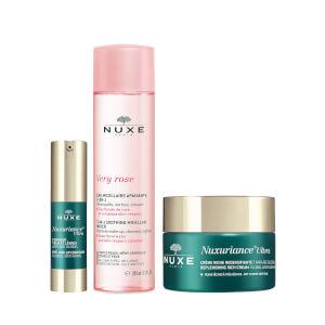 Nuxuriance® Ultra Global Anti-Aging Replenishing Facial Set