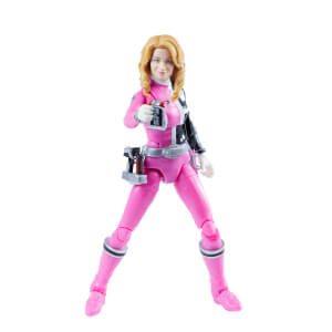 Hasbro Power Rangers Lightning Collection Dino Thunder Figura Ranger Rosa.