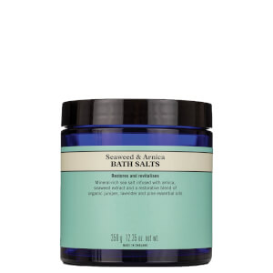 Seaweed and Arnica Bath Salts 350g