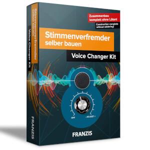 Franzis Voice Changer Kit (No soldering)