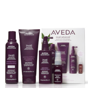 Aveda Invati Advanced System Light Set (Worth £112.00)