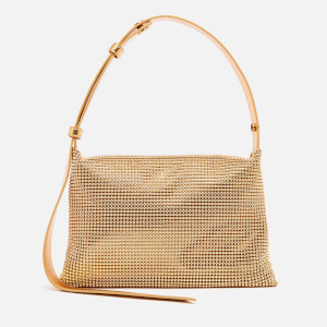 Simon Miller Women's Mini Puffin Bag - Gold
