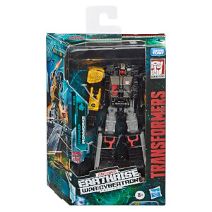 Hasbro Transformers Generations War for Cybertron Deluxe WFC-E8 Ironworks Action Figure