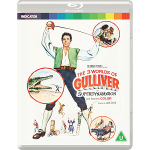 The 3 Worlds of Gulliver (Standard Edition)