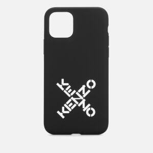 KENZO Men's Sport iPhone 11 Pro Phone Case - Black