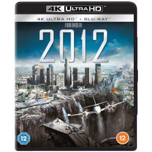 2012 - 4K Ultra HD (Includes Blu-ray)