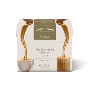 Everything Latte Selection - Single Serves