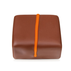 Orange Wafer Selector