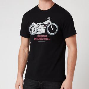 Barbour International Men's Strike T-Shirt - Black