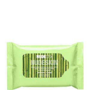 NUDESTIX Nudeskin Vegan Bamboo Cleansing Cloths (Pack of 60)