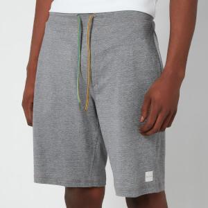 PS Paul Smith Men's Jersey Organic Cotton Drawstring Shorts - Slate