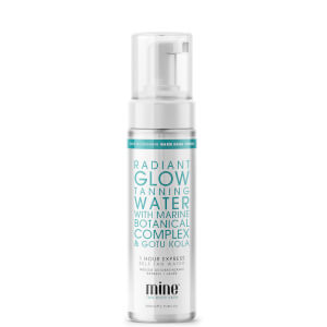 MineTan Radiant Glow Self Tan Water 200ml