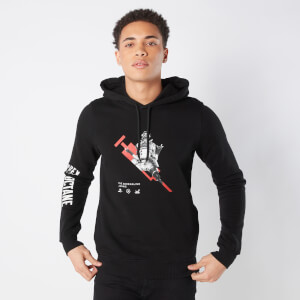 Apex Legends Octane Hoodie - Black