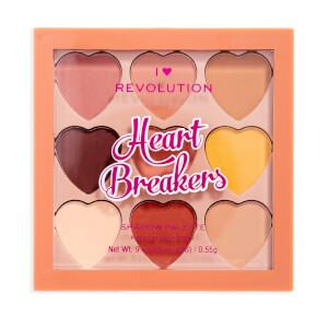 I Heart Revolution Heartbreakers Palette Plush