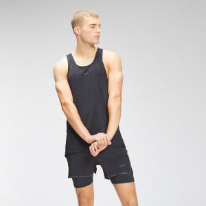 MP Men's Velocity Stringer Vest - Black