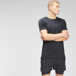 MP Men's Velocity Short Sleeve T-Shirt - Black